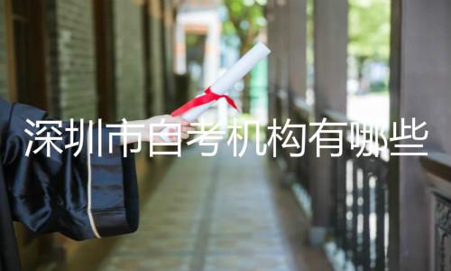 深圳市自考机构